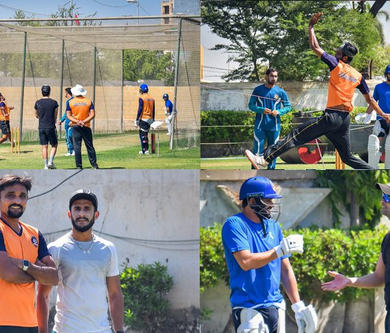 Ashil Punjab Starts Jogging Ahead of Opening Qia Trophy Dispatch Against Sindh