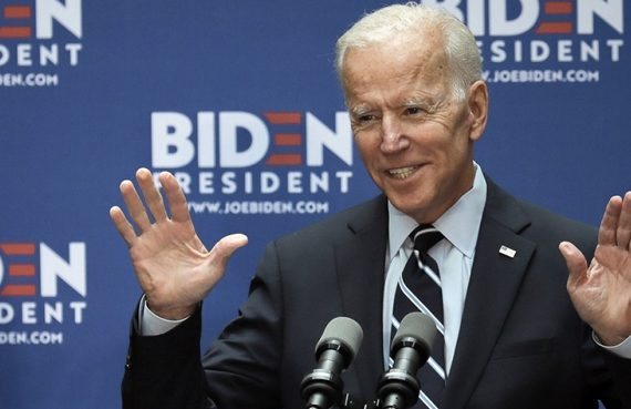 A major from Microsoft and my friends are contributing to the Biden Assistant Committee