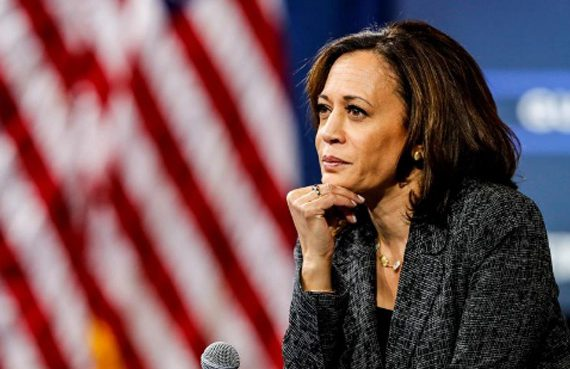 Kamala Harris pauses campaign after staffer diagnosed with COVID-19